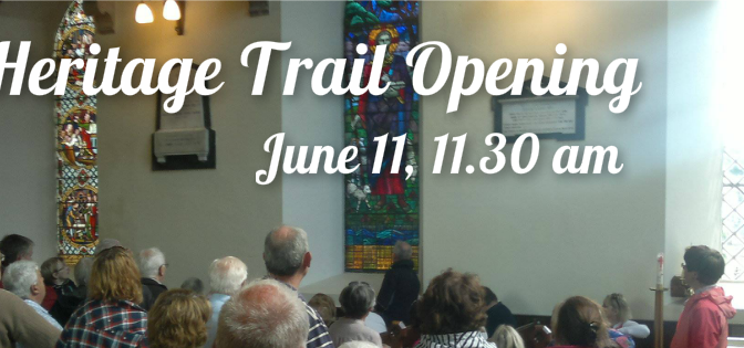 Heritage Trail Opening