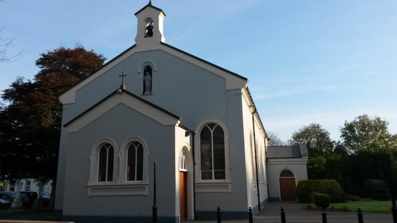 St. Columba's, Douglas, in 2015