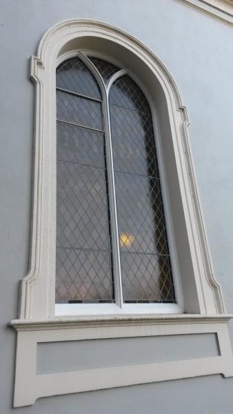 Detail, St. Columba's church