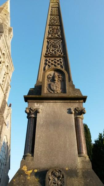 Obelisk to Sir John Arnott